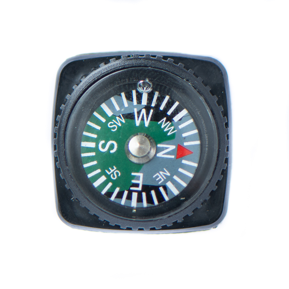 Button kompas
