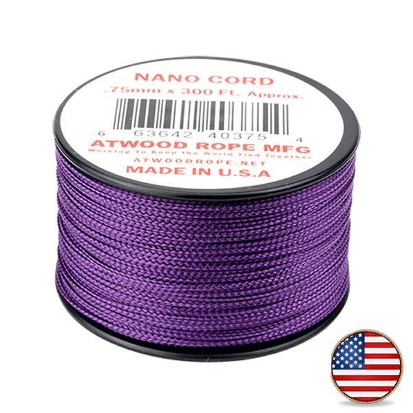 90 mtr. Purple - Nano Paracord