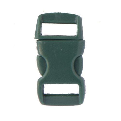 Dark Army green 3/8 (S) Buckle