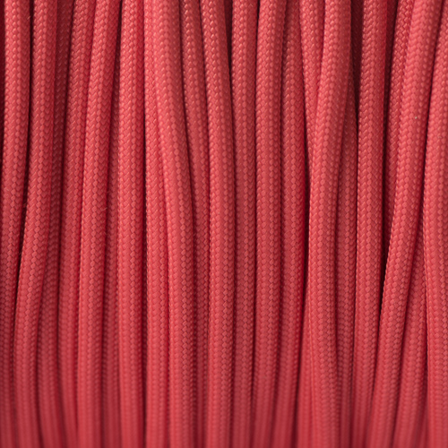 Scarlet Rood Paracord Type III